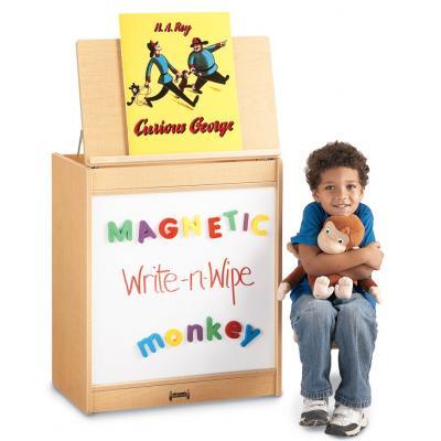 Preschool Literacy Easels
