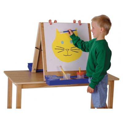 Preschool Art Easels