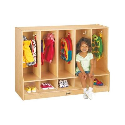 Early Childhood Lockers & Hooks