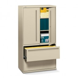 "HON 700 Series 2-Drawer Storage Case Lateral File, 36"" - Various Colors"