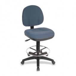Lorell Adjustable Multi Task Stool - Various Colors