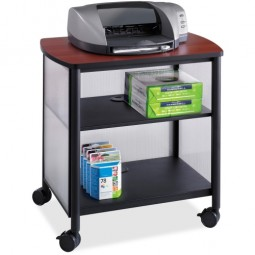 Safco Impromptu Machine Stand, Black - Multiple options