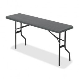 "Iceberg Folding Table, 18"" x 72"" - Various Colors"