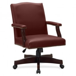 Lorell Traditional Executive Chair - Various Colors