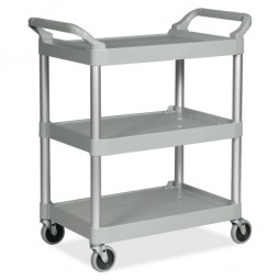 Rubbermaid Utility Cart, 200 lb. Capacity - Various Colors