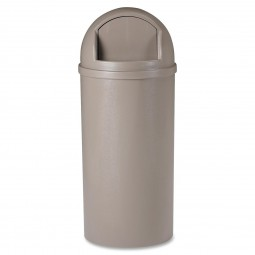 Rubbermaid Marshal Waste Container