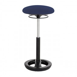 Blue Twixt® Active Seating Chair - Extended-Height - Safco Products 3001BU