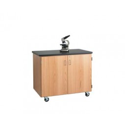 """Mobile Micro-Charge Station, 48""""W x 30""""D x 41½""""H"""