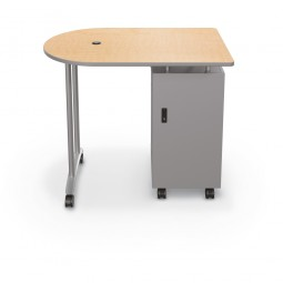 Shown with Gray Nebula Top with optional pencil drawer