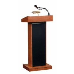 Oklahoma Sound Orator Lectern - Select from 3 Finishes