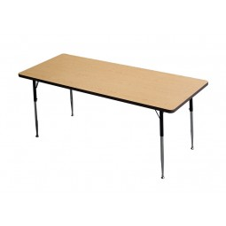 "F500 Series 30""x60"" Rectangular Activity Table"