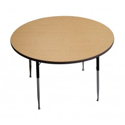 """F500 Series 36"""" Round Activity Table"""