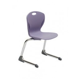 "14""H C Shell - Artcobell D30C Discover D300 Series Cantilever Chair"