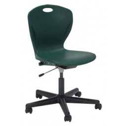 """Artcobell Discover D-Series Gas-Lift Swivel Chairs 17½"""" - 22"""""""