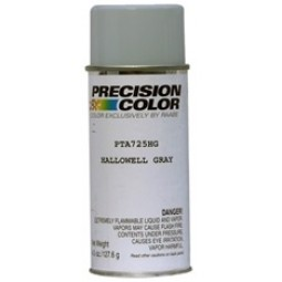 Hallowell Touch Up Paint 4oz Aerosol Can 725 Hallowell Gray