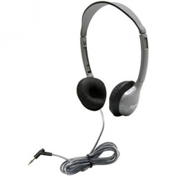 Hamilton SchoolMate Personal Mono/Stereo Headphone with Leatherette - MS2L