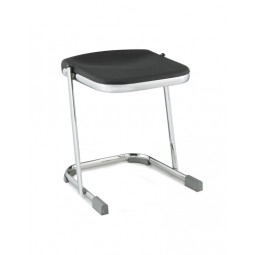 NPS 6600 Series Elephant Z-Stools - Blow-Molded Seat - Three Heights - Must Order in Multiples of 3