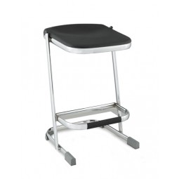 "NPS Elephant Z-Stool - 24""H Blow-Molded Seat - 6624"
