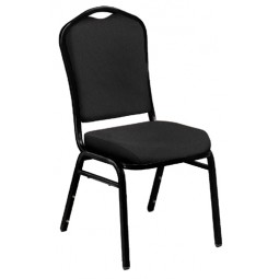 NPS 9300 Series Silhouette Stack Chairs - Optional & Preset Color Combinations