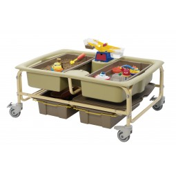 Sand and Water Sensory Center