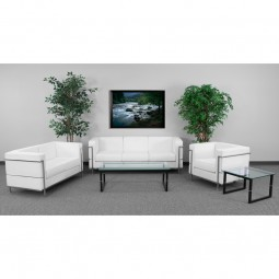 Signature Regal Series Reception Set in White