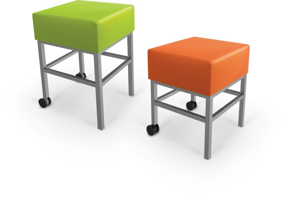 Balt Modular Soft Seating Stools 2 Sizes
