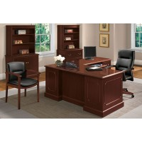 HON 94000 Series Traditional Laminate Furniture Ensemble Collection