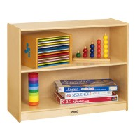 Jonti-Craft 0401JC Straight-Shelf Storage