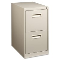 Lorell Mobile Pedestal, File/File, Recessed Pull - Various Sizes