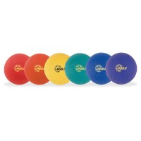 Champion Sports Playground Balls - Set of 6
