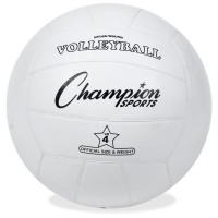Champion Sports Volleyball - Size 4 - Set of 5