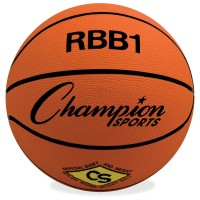 Champion Sports RBB1 Basketball - Size 7 - Set of 5