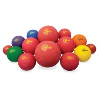Champion Sports Play Balls - Set of 14