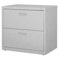 "Lorell 30""W Lateral Files, Light Gray - Choose 2 or 4 Drawers"