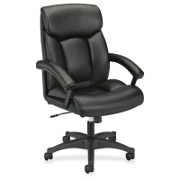 Basyx VL151 Series Executive Leather HighBack Chair