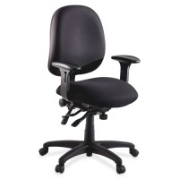 "Lorell Adjustable Task Chair, 27¼"" x 25¼"" x 41½"" - Various Colors"