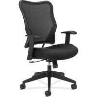Basyx VL702 Mesh HighBack Swivel Work Chair