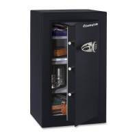 "Sentry Executive Security Safe, 21⁷⁄₁₀"" x 19⅘"" x 37⁷⁄₁₀"", 6.1 Cubic Feet, Black"