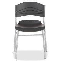 Iceberg CafeWorks Cafe Chair - Black - Purchase in quantities of 2