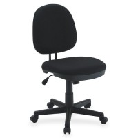 Lorell Task Chair, Black