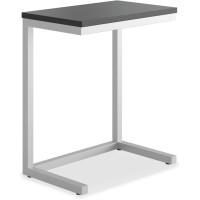"Black - basyx by HON 24""W X 15""D Cantilever Table"