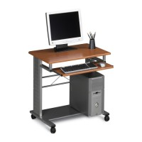 "Mayline Mobile Workstation, 29¾"" x 23½"" x 29¾"" - Various Colors"