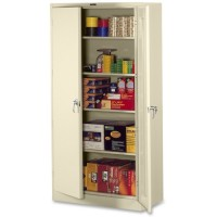 Tennsco Storage Cabinets, Deluxe - Various Colors