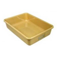 "Replacement Tote Trays, 14½""W x 3½""H x 19""D"