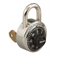 Master Lock Combination Padlock for use on all locker doors