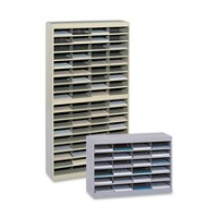 Safco Literature Organizer - Multiple options