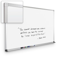 Best-Rite Dura Rite Whiteboards with ABC Trim - Choose Size