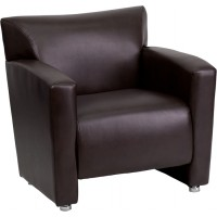 Signature Majesty Series Leather Chair - 2 Seat Options
