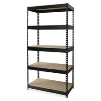 Lorell Riveted Steel Shelving - Multiple options