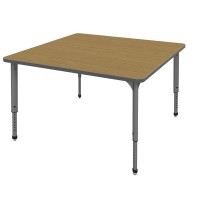 "48"" Square Apex™ Table by Marco Group - 38-2216"